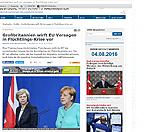 Deutsche Witschaftsnachrichten