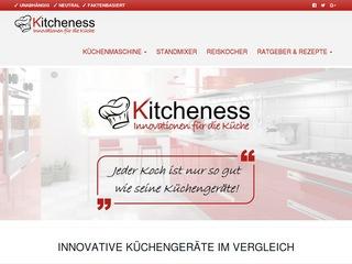 Kuchengerate Im Test Bei Kitcheness De De Linkliste