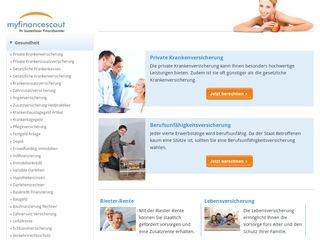 private krankenversicherung vergleich de linkliste. Black Bedroom Furniture Sets. Home Design Ideas